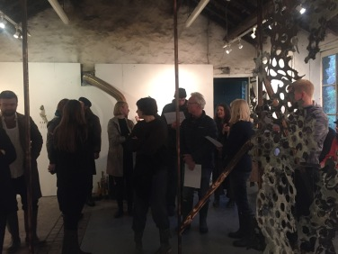 A group show in the Shippon Gallery